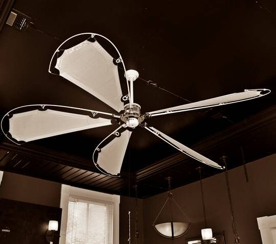 All about ceiling fans facts info tips beach theme rooms fishing rods and casablanca - Beach themed ceiling fan ...