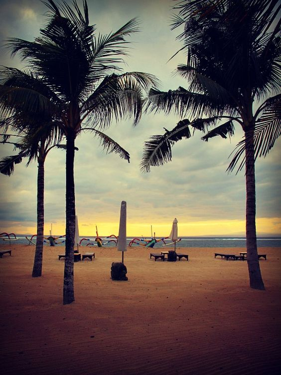 Sunrise Sanur Beach