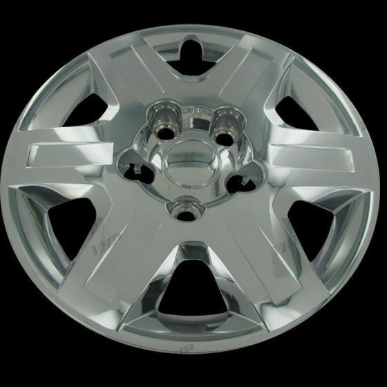 Ad Ebay For 08 09 10 11 Dodge Grand Caravan 16 Chrome Hub Caps