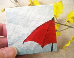mini canvas paintings - Google Search
