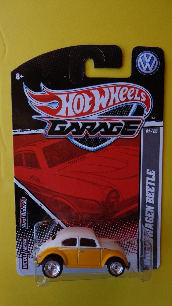 hot wheels garage volkswagen beetle real riders tires rare hotwheels get fit pinterest. Black Bedroom Furniture Sets. Home Design Ideas