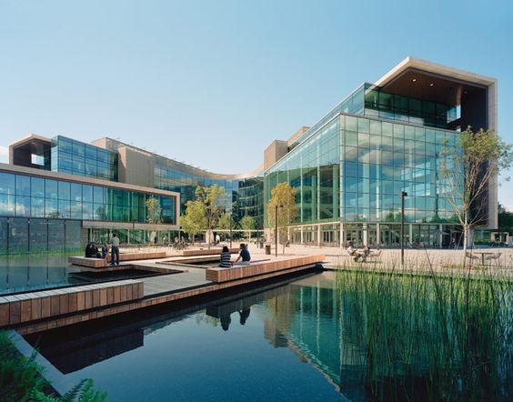 Gates Foundation by NBBJ