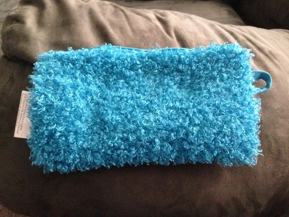 """Fluffy"" pencil case / pouch"