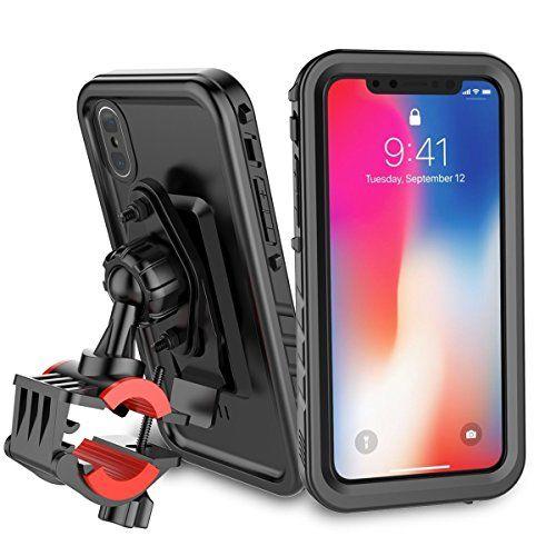 Coque iPhone X EtancheEtanche Anti-Poussière Résistant aux Chocs ...