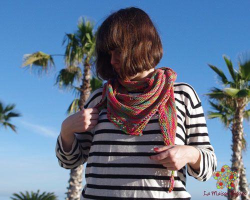 Trillian, de Martina Behm, tejido por Ángela Gómez Ortega