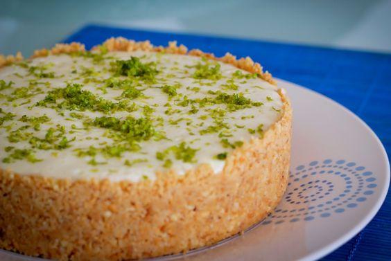 Chuva de Camélias: Receita de Domingo: Torta de Limão