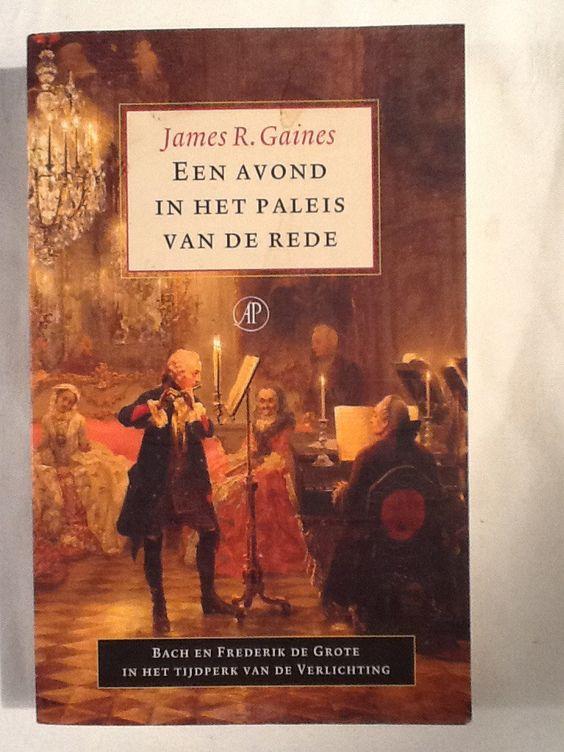 Een Avond in het Paleis Van de Rede (Dutch Language)