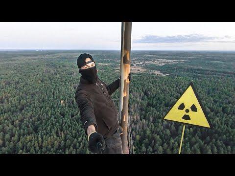 Illegal Freedom Journey Across Chernobyl Exclusion Zone Youtube Chernobyl Freedom Journey