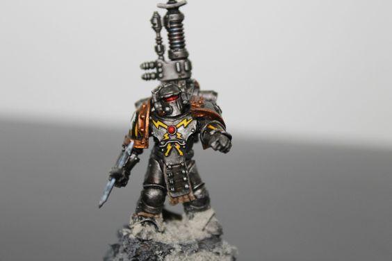 Dan's Iron Warriors Master of Signal conversion