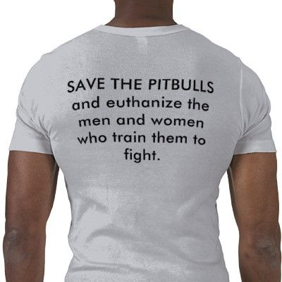 save the pit bull!!!