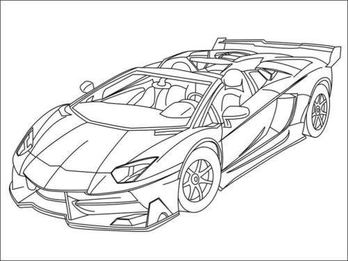 Lamborghini Veneno Coloring Page In 2020 Cars Coloring Pages Car Colors Lamborghini
