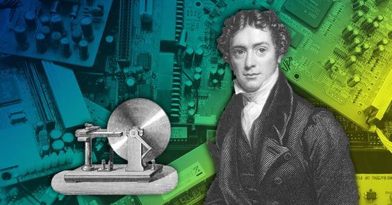 I learned something cool on the @curiositydotcom app: Thank Physicist Michael Faraday For Your Electronics