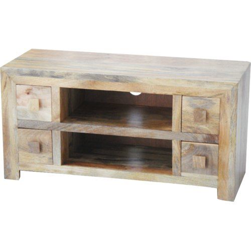 Union Rustic Quinton Tv Stand For Tvs Up To 65 Solid Wood