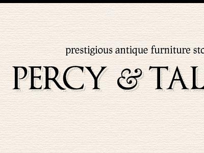 Percy & Talbot by Daniel Dudzic.