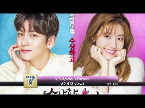 8 Most Popular Korean Drama Online This Week | August 12, 2017 - http: