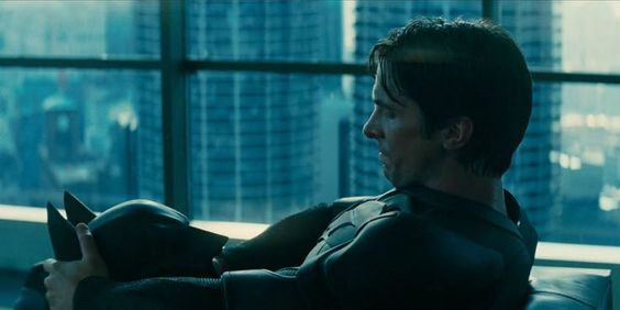 Christian Bale- The Batman