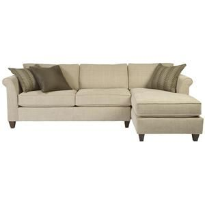 235 Small Sectional Sofa With Chaise By Alan White   Stoney Creek Furniture    Sofa Sectional Toronto, Hamilton, Stoney Creek, Ontario | Pinterest |  Small ...