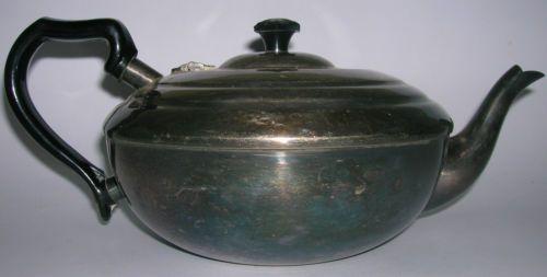 EPNS A1 Tea Pot 4 cups Bakelite Handle & Knob Ideal for High Tea = Combine Post
