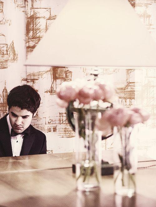 Darren + Piano <3