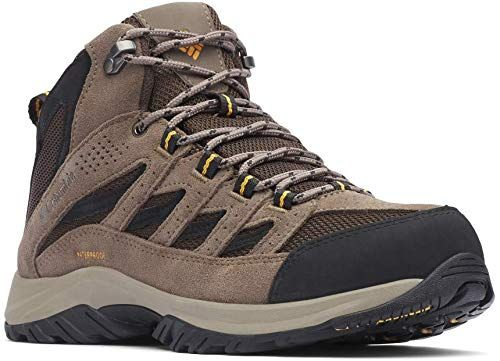 columbia men's crestwood hiking shoe