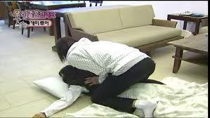#KimHyunJoong #buin #masaje #hermosos #parejalechuga #couple #wegotmarried