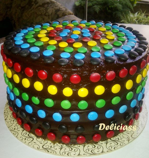 colorfull cake