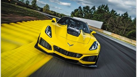 Chevrolet Corvette C7 Zr1 2019 Review The Ultimate Swansong