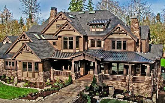 100 Craftsman Home Design Elements Colors 11 Best