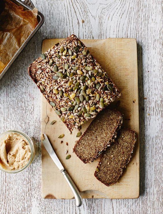 Recipe: Naturally Sassy's Quinoa and Chia Bread