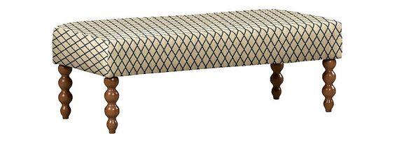 Bedroom Furniture, Gabby Bench, Bedroom Furniture | Havertys Furniture
