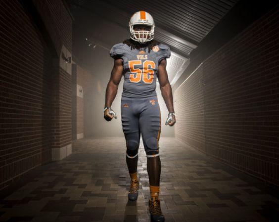 Tennessee Vols Football Uniforms Great Unis Pinterest
