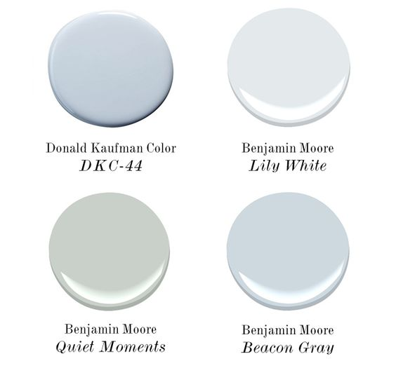 Pinterest The World S Catalog Of Ideas: light blue gray paint colors