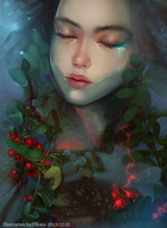 Water-1 by hikaru7321 Deviant ART