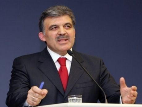 Abdullah Gül: Türkiye'nin konuşarak çözemeyeceği hiçbir problemi yok