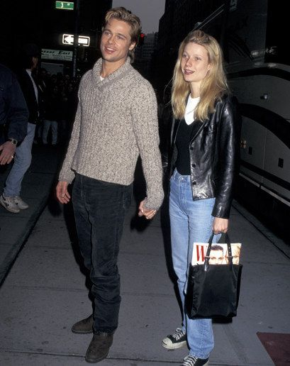 Gwen and Brad