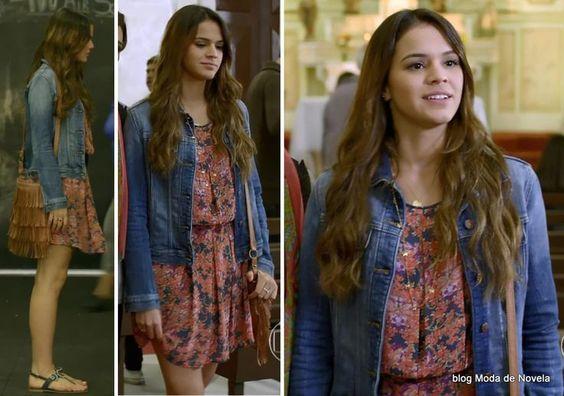 vestido + jaqueta