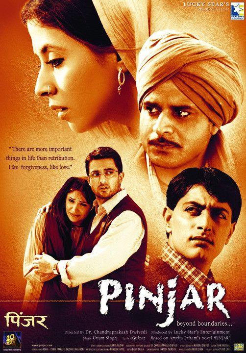 Pinjar 2003 Hindi Movie 720p Hdrip 1 5gb Esubs With Images