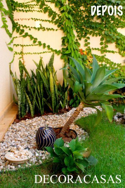 Como fazer um caminho de pedras para enfeitar e decorar seu jardim