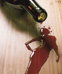 Image result for woman in a wine bottle