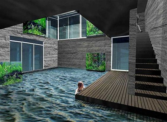 Pinterest the world s catalog of ideas for Disadvantage of indoor swimming pool