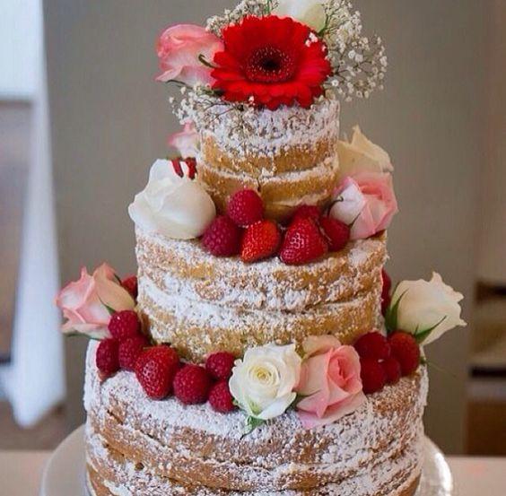 naked cakes...I really like :)