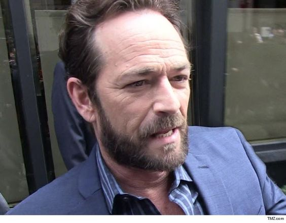 Luke Perry suffers a massive stroke