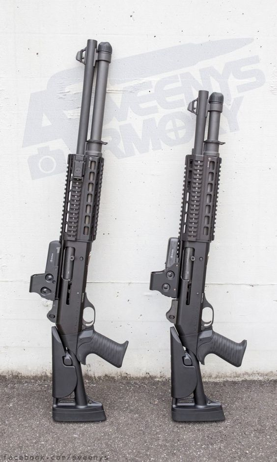 Benelli M4 - The KING of combat shotguns. , Men Steal - Weapons #8