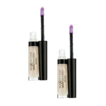 Vibrant Curve Effect Lip Gloss Duo Pack - # 01 Understated - 2x5ml/0.17oz