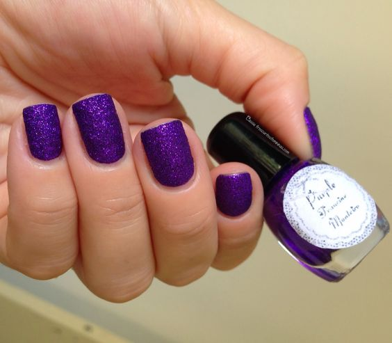 Purple - Francine Monteiro