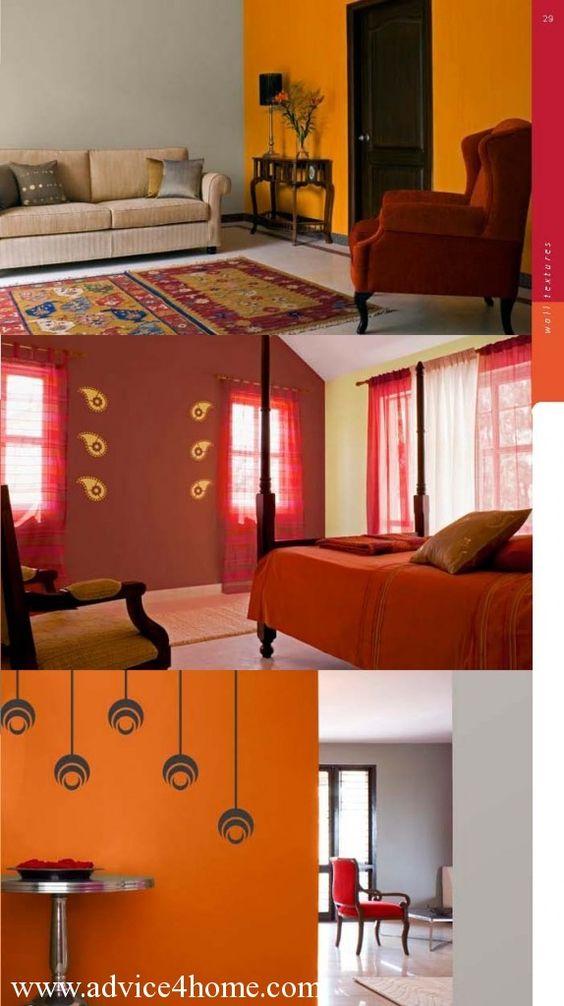 Asian paints Royale interiors color