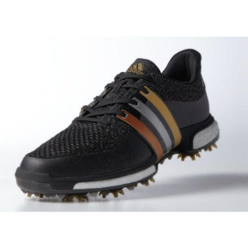 Adidas Tour 360 Prime Boost Men S Golf Shoes Black Driver Primeknit Nwt F33487 Adidas