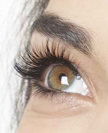 Let your eyes be the window to your soul.