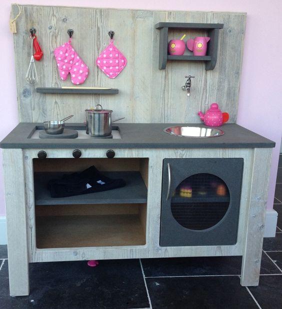 Ikea Speelgoed Keuken Marktplaats : kinderkeuken steigerhout – Google zoeken