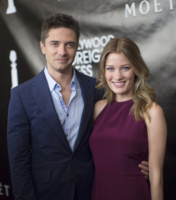 That '70s Show Star Topher Grace Ties the Knot with Ashley Hinshaw | Ashley  hinshaw